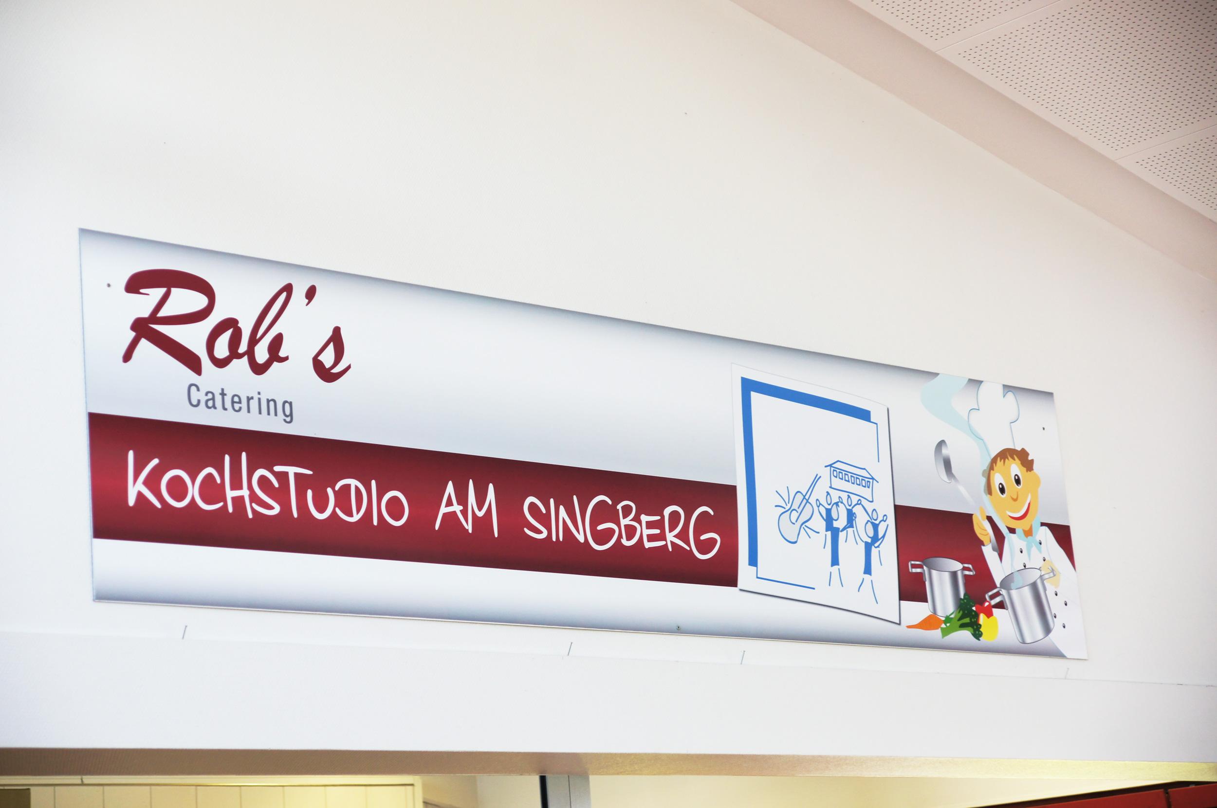 Rob's Catering   Singbergschule