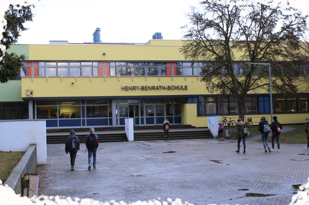Henry-Benrath-Schule